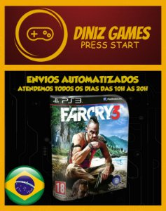 Far Cry 3 Psn Ps3