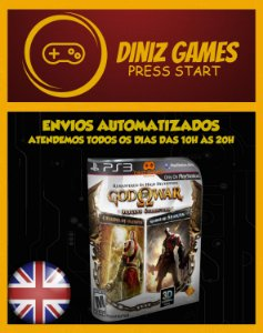 God Of War: Origins Collection Psn Ps3