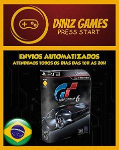 Gran Turismo 6 Psn Ps3
