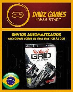 Grid: Autosport Psn Ps3
