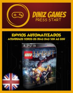 Lego: Hobbit Psn Ps3