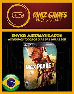 Max Payne 3 Psn Ps3