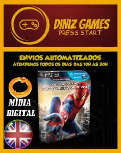 Spider Man Psn Ps3