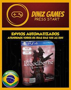Bloodborne Edição Completa Ps4
