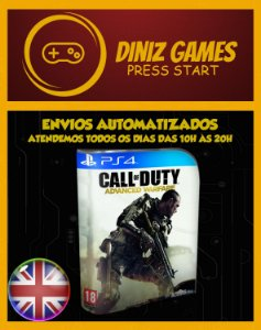 Call Of Duty Advanced Warfare Psn Ps4