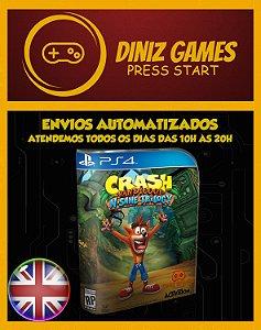 Crash Bandicoot N. Sane Trilogy Psn Ps4