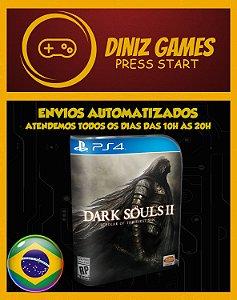 Dark Souls 2 Psn Ps4