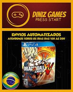 Dragon Ball Z Xenoverse Psn Ps4