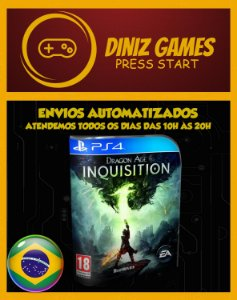 Dragon Age Inquisition Psn Ps4