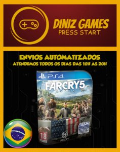 Far Cry 5 Ps4 Psn