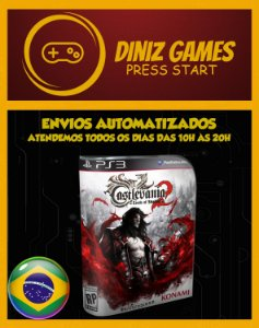 Castlevania Lords of Shadows 2 Ps3 Psn