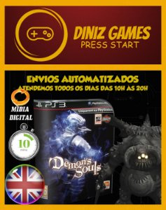 Demons Souls Psn Ps3