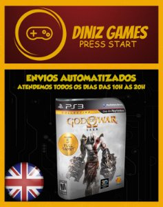 God Of War: Saga Psn Ps3