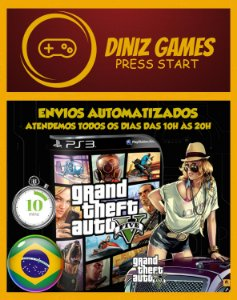 GTA V PSN Ps3