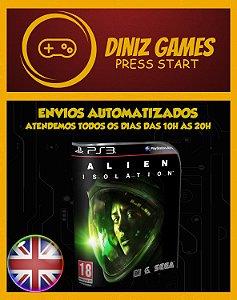 Alien Isolation Psn Ps3