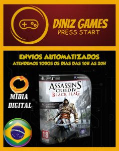 Assassins Creed 4 Ps3