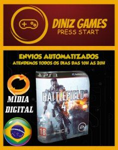 Battlefield 4 Psn Ps3