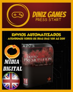 Deadly Premonition Ps3