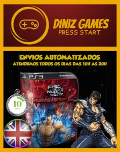 Fist Of North Star 2 Ps3