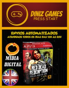 Red Dead Redemption Complete Edition Ps3