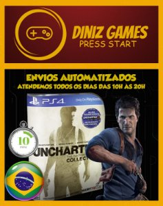 Uncharted Collection Psn Ps4