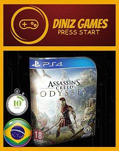 Assassins Creed Odyssey Psn Ps4