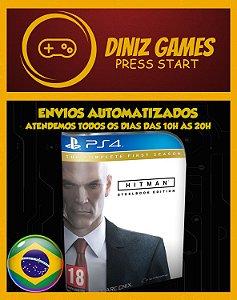 Hitman Complete Edition Psn Ps4