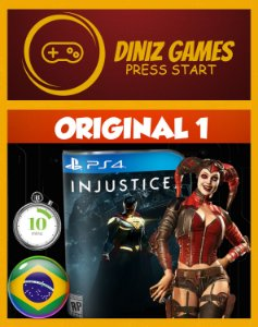Injustice 2 Psn Ps4