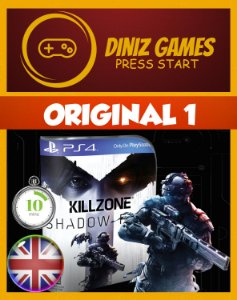Killzone Shadow Fall Psn Ps4