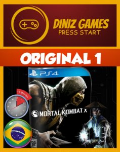 Mortal Kombat X Psn Ps4