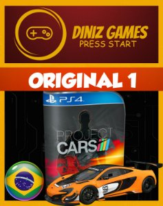 Project Cars Psn Ps4
