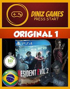 Resident Evil 2 Remake Psn Ps4
