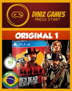 Red Dead Redemption 2 Psn Ps4