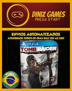 Tomb Raider Psn Ps4