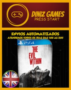 The Evil Within Psn Ps4