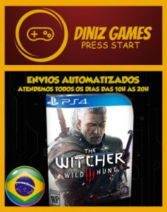 The Witcher 3 Psn Ps4