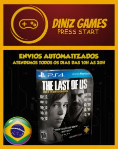 The Last of Us Psn Ps4