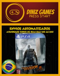 The Division Psn Ps4