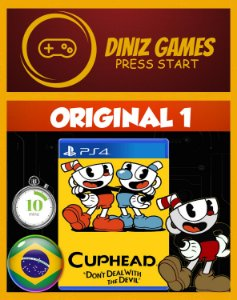 Cuphead Psn Ps4