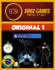 Mortal Shell Psn Ps4