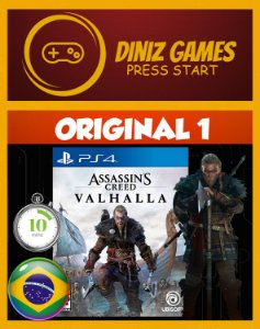 Assassins Creed Valhalla Psn Ps4