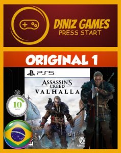 Assassins Creed Valhalla Psn Ps5