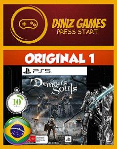 Demon´s Souls Remake PS5