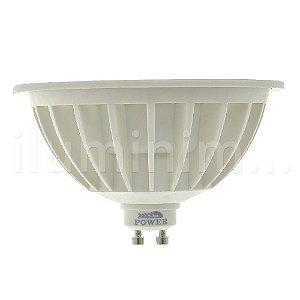 Lâmpada LED AR111 11w GU10 Branco Quente | Inmetro