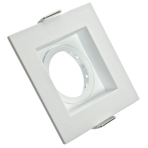Spot LED Embutir Recuado MR11 Quadrado
