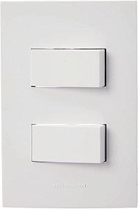 Interruptor 1 Tecla Bibolar Simples LED