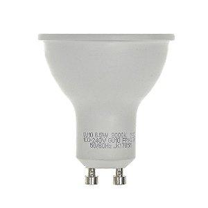Lâmpada Dicroica LED GU10 6,5w Branco Frio | Inmetro