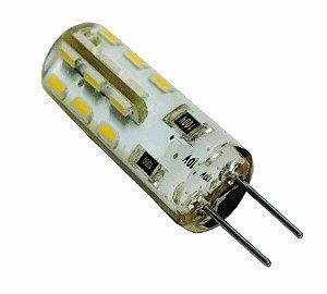 Lampada LED G4 2w Bipino Branco Frio