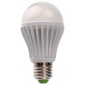 Kit 10 Lampada LED Bulbo 3w Corpo Plástico