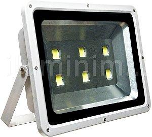 Refletor Holofote LED 300w Branco Frio